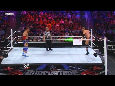 Zack Ryder vs Vladimir Kozlov 5/12/11 WWE Superstars
