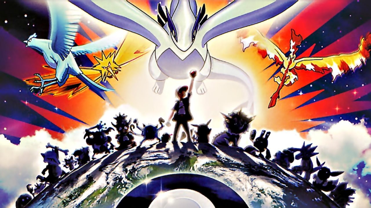 Pokemon The Movie 2000 Trailer Remastered Blu Ray 1080p Youtube