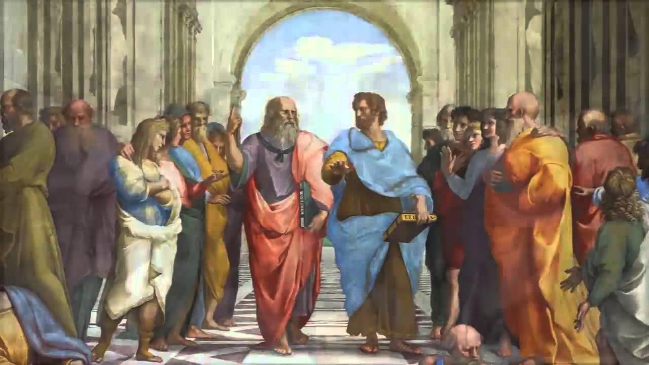 Resultado de imagen de Rafael, la Escuela de Atenas