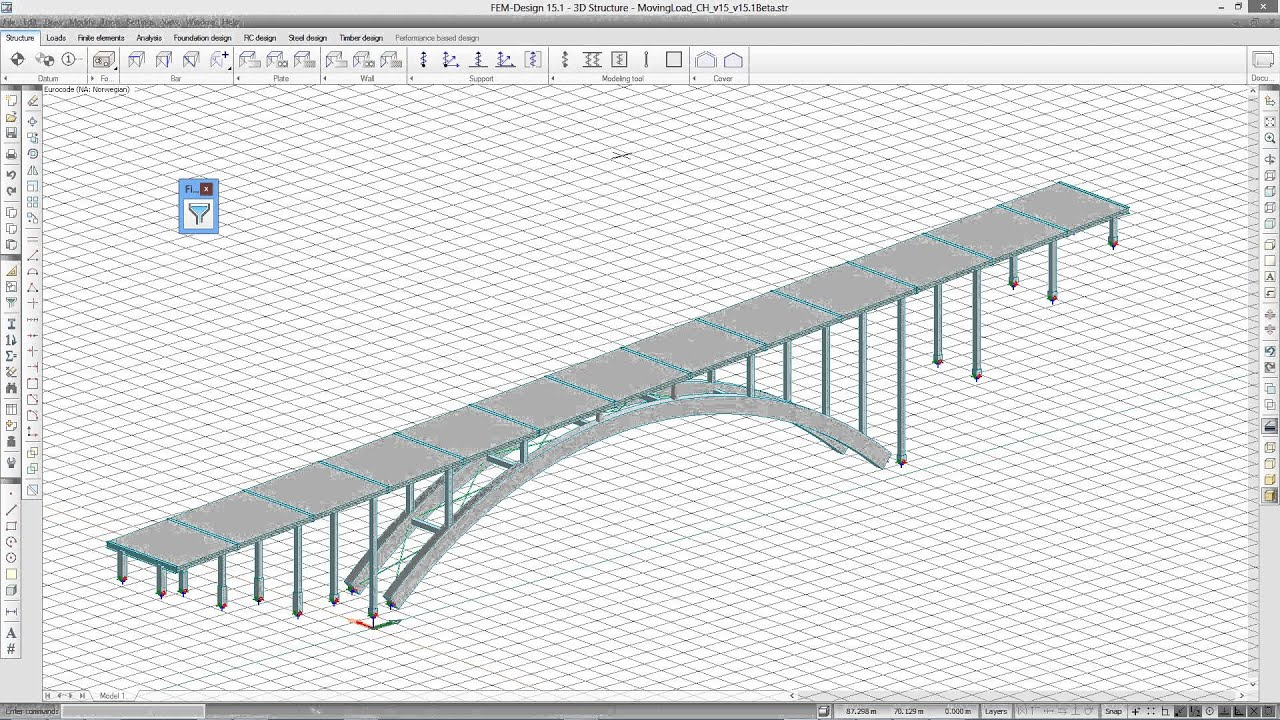 FEM-Design 15: New features in our Structural Design Software package