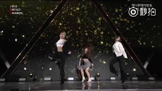 [SNH48] 7Senses - Like A Diamond (Asia Artist Awards 2017)
