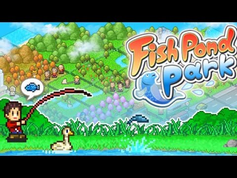 Fish Pond Park Gameplay IOS / Android | PROAPK
