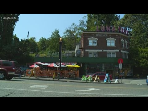 West Seattle restaurant worried about lack of parking