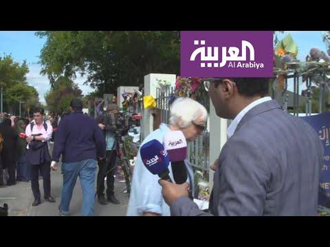 العربية تزور مسجد النور في كرايستشيرش بنيوزيلندا  - نشر قبل 3 ساعة