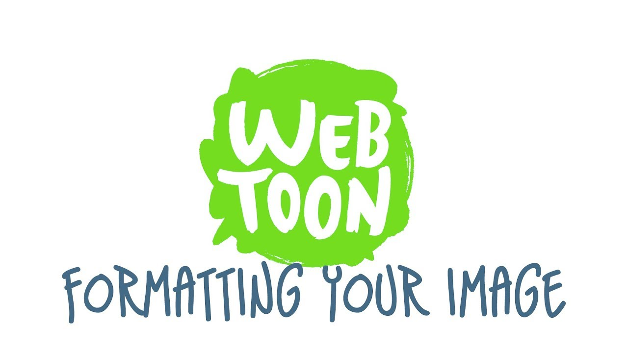 How should you format your webcomic for WEBTOONS and other apps?