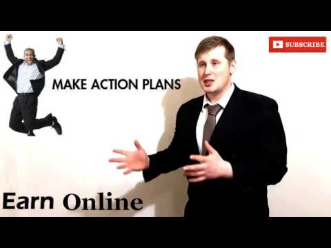 Make a decision make money online today create a website