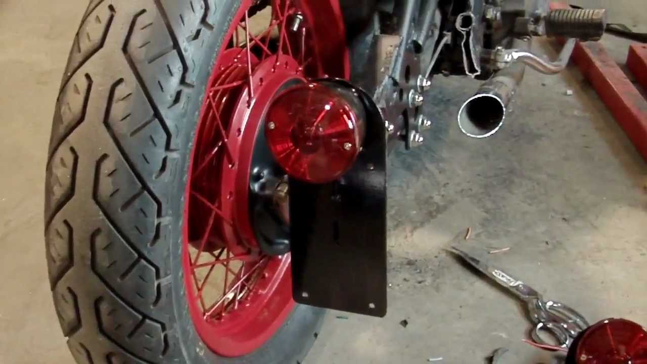 How To Install A Bobber Chopper Or Cafe Racer Swing Arm
