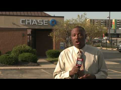 WILLOUGHBY HILLS BANK ROBBERY SHOTS FIRED
