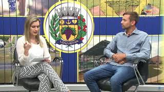Fala Vereador com Leandro Lourençon - 12/09/2018