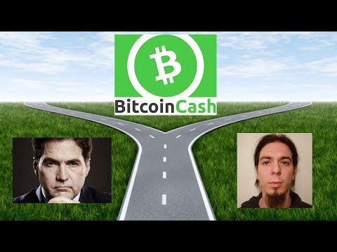 Bitcoin Cash $BCH Drama & Potential Chain Split... Clearly Explained! (Bitcoin SV vs Bitcoin ABC)