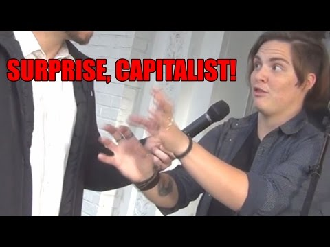 Surprise! You're a capitalist! (former Bernie Sanders supporter converted)