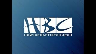 HBC Service 3 May 2020 Livestream