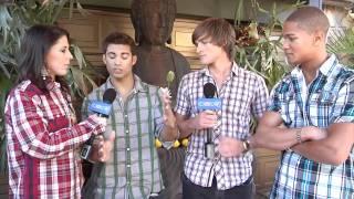 Power Rangers Samurai Interview: Hector David Jr., Alex Hartman & Najee De-Tiege