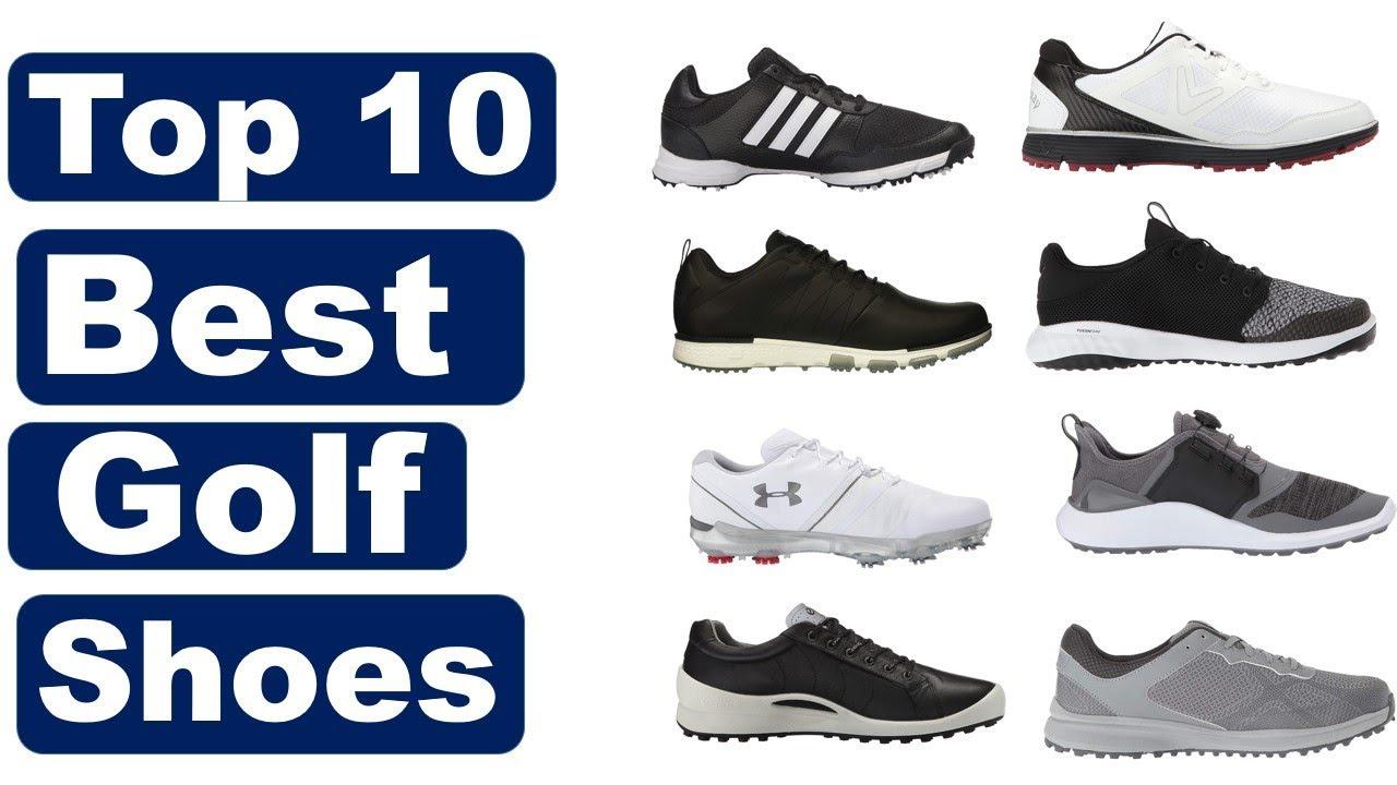 Best Golf Shoes 2020    Top 10 Best