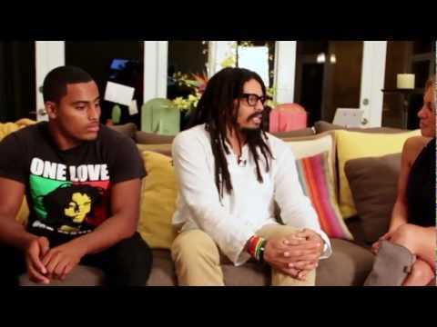 Rohan & Nico Marley sit down w/ Kavita Channe for an exclusive interview...
