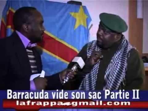 Muya Ilunga Albert - Les vérités selon Alain Barracuda