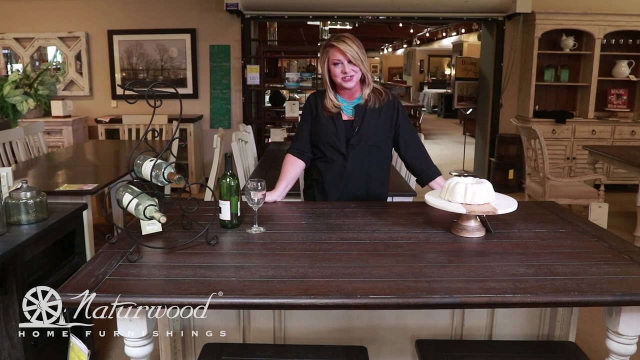Naturwood Home Furnishings   Dining In Style