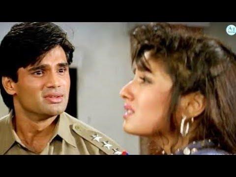 dilwale-movie-best-looking-|-sunil-&-sapna-{raveena-tandon}-|-by-abhi-status