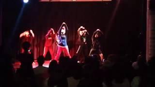 Video 【AMI DANCE COVER】20171007 MONSTAX - TRESPASS stage download MP3, 3GP, MP4, WEBM, AVI, FLV Juli 2018