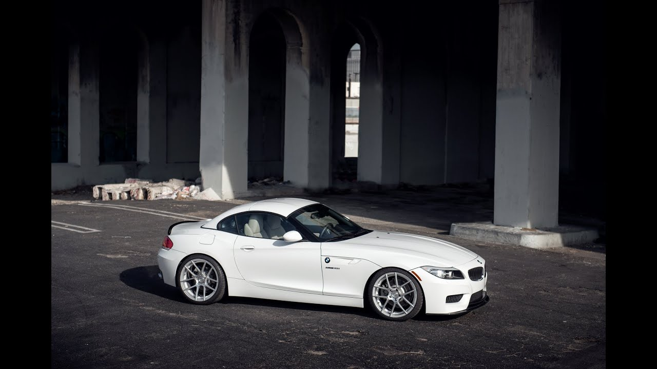 2013 Bmw Z4 On 19 Quot Avant Garde M510 Ag Wheels Youtube
