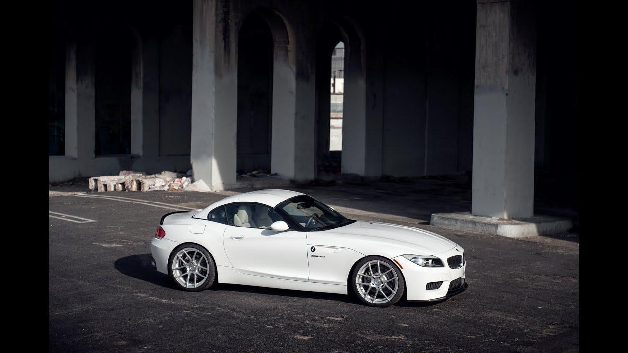 2013 BMW Z4 on 19