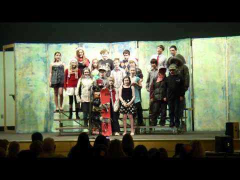 Girdwood School Christmas Musical - Part 3