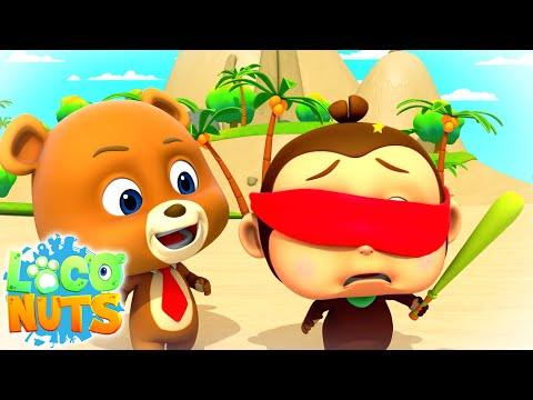 Eternal Summer | Loco Nuts Cartoons For Kids | Fun Videos For Children