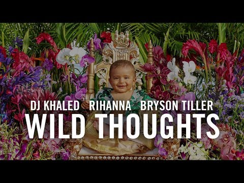 DJ KHALED - WILD THOUGHTS INSTRUMENTAL (FREE DL) - BEST VERSION