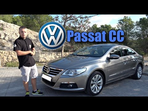 VW Passat CC 1.8T analisis a fondo español