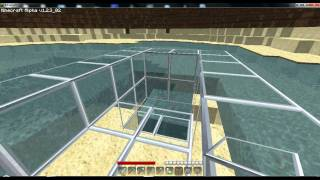 how to build an under water base in minecraft part 1