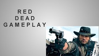 EA Supporting The Wii U | Red Dead Redemption Gameplay