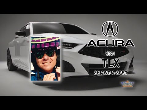 2021 Acura Tlx Introduction Youtube