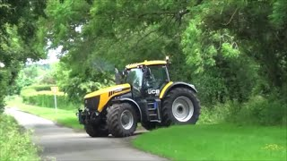 NEW Tractor JCB Fastrac 7270!!