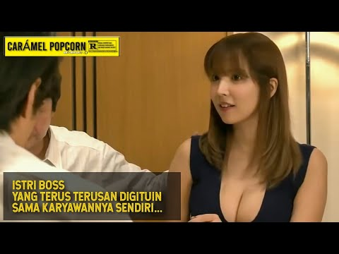 C4NGKUL I5TRI B0SS DIB4WAH MEJA ❌|| Rekap Film Secret In Bed With My Boss (2020)