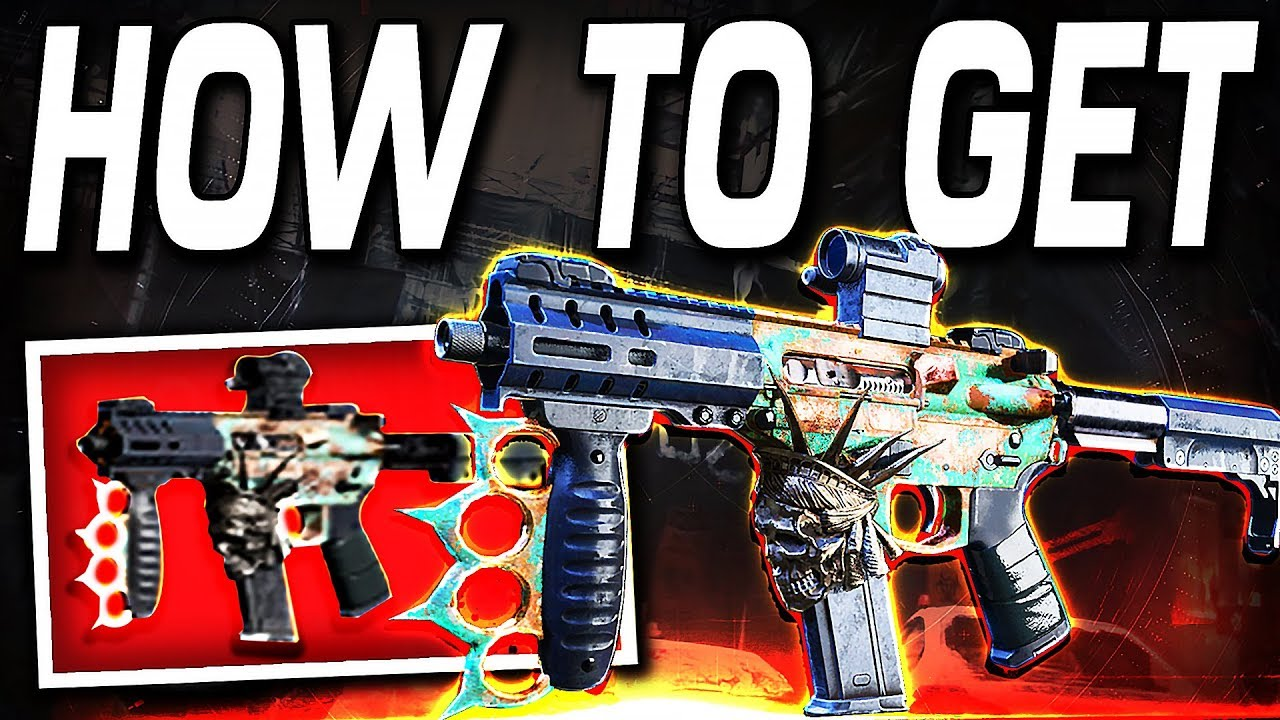 "The Division 2 - HOW TO GET ""LADY DEATH"" EXOTIC SMG & TALENTS !!"