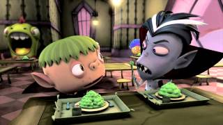 Каспер  Школа страха   3 серия   2006   Мульт сериал   HD 720p