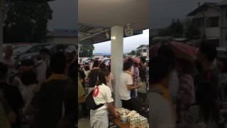 2016年7月。歌手活動を再開した大黒摩季さんからの被災者への生歌プレゼ...