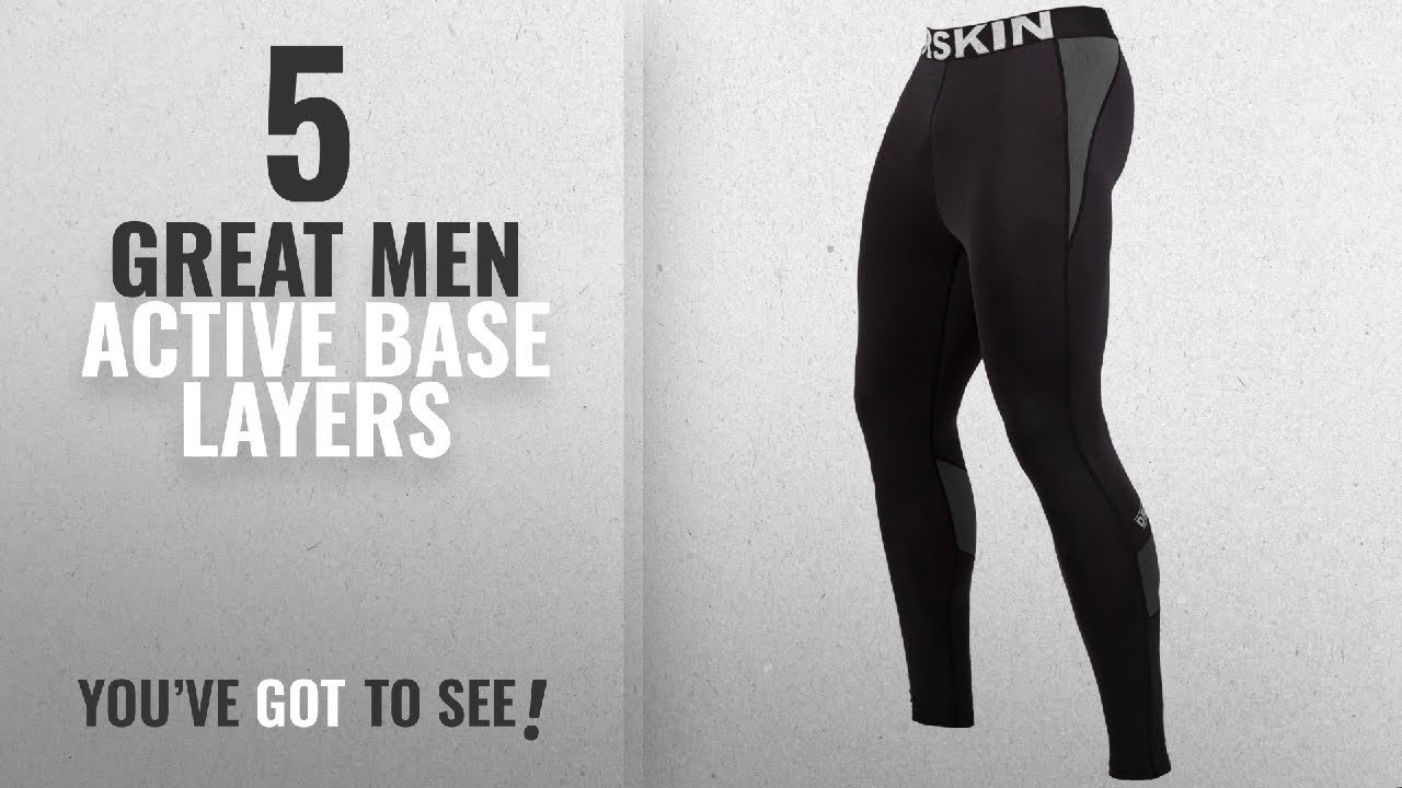 89f5234f7f55e6 Top 10 Mens Active Base Layers [ Winter 2018 ]: DRSKIN Compression ...