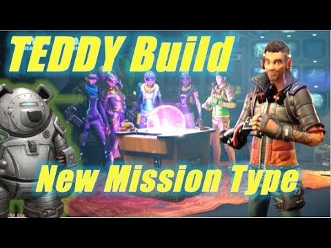 Outlander TEDDY Build & New Mission Type / Fortnite