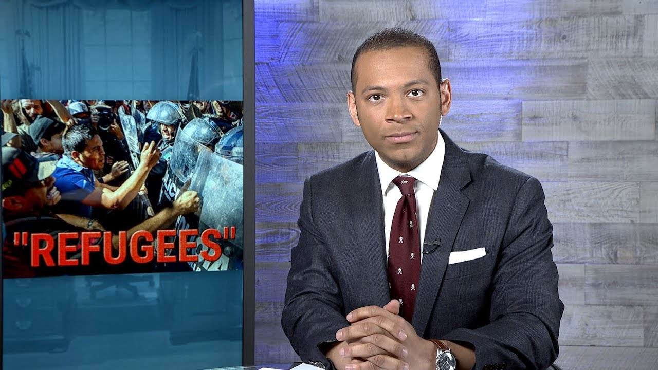Caravan 'Refugees' Are LUCKY It Was JUST Tear Gas