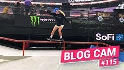 Blog Cam #115 - X Games Minnesota Practice 2019