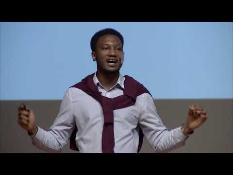 Renewable Energy: Africa Leading the Way | Fofana Algassimou | TEDxWoosongUniversity