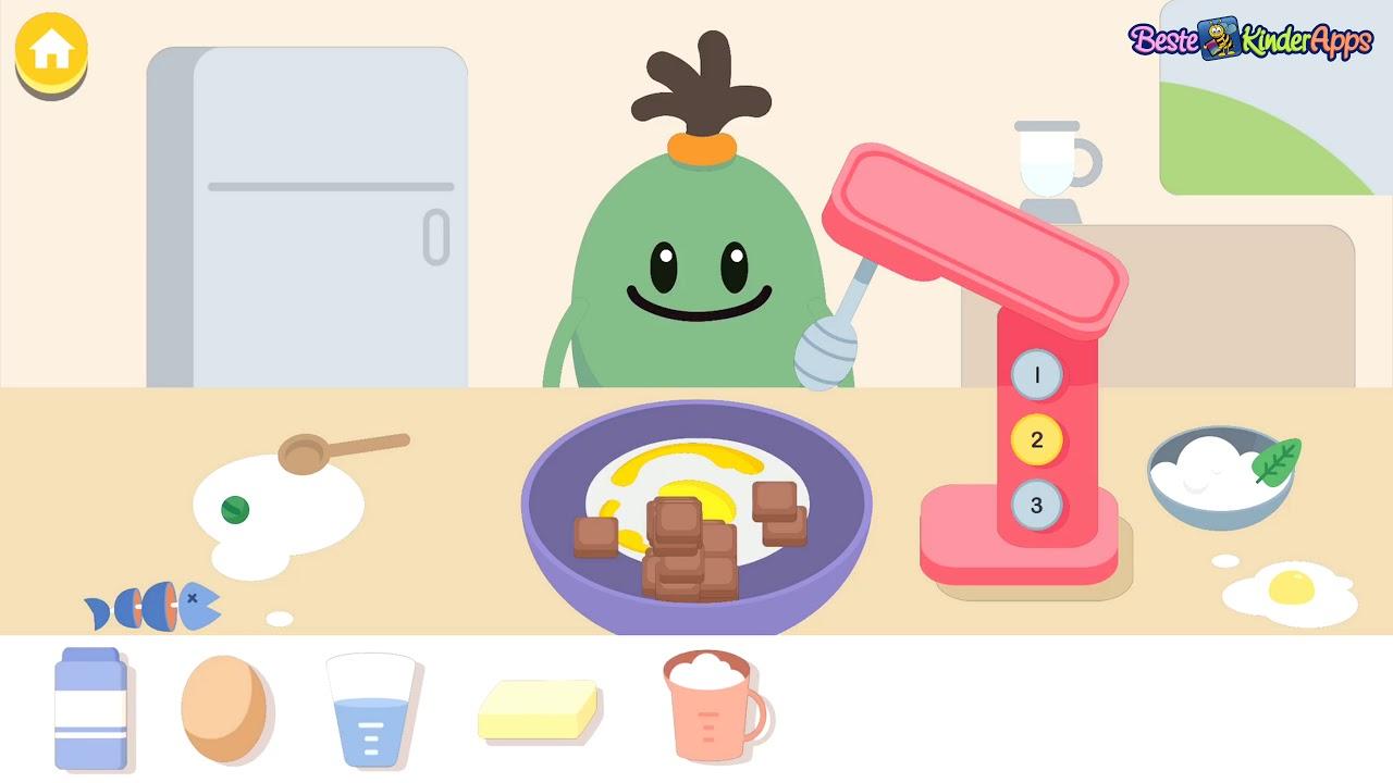 lustiges k chen spiel f r kinder dumb ways jr boffo 39 s breakfast app youtube. Black Bedroom Furniture Sets. Home Design Ideas