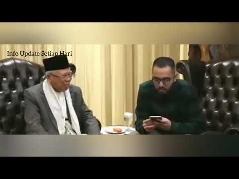 Ma'ruf Amin menyesal telah Penjarakan Ahok