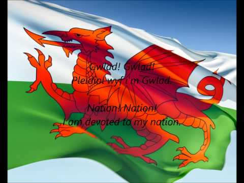 Welsh National Anthem -