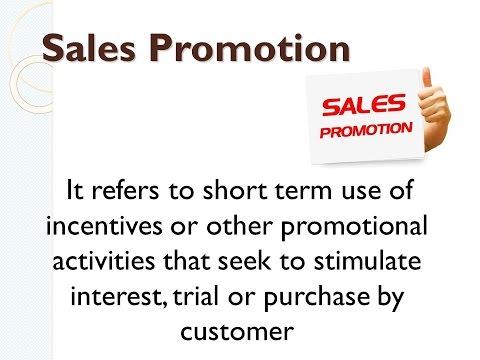 11 Important Techniques of Sales Promotion