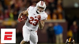 Wisconsin running back Jonathan Taylor set for Heisman run [Highlights] | ESPN