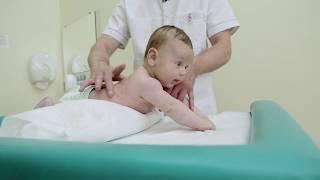 Как делать дренажный массаж ребенку