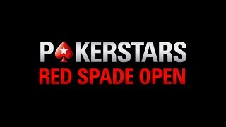 $55 Red Spade Open 3 December 2017: Final Table Replay - PokerStars