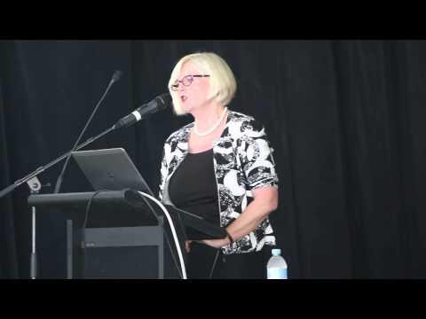 The Hon Karen Andrews, AIMS Open Day 2015
